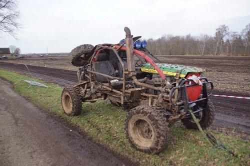 Foto van een John Deere onbekend/overig. Geplaatst door jans-eising op 15-12-2019 om 12:31:34, op TractorFan.nl - de nummer 1 tractor foto website.