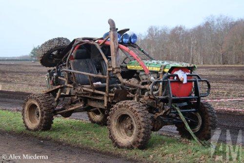 Foto van een John Deere onbekend/overig  https://youtu.be/_JYjsVfEd08. Geplaatst door Alex Miedema op 17-12-2019 om 10:29:47, op TractorFan.nl - de nummer 1 tractor foto website.