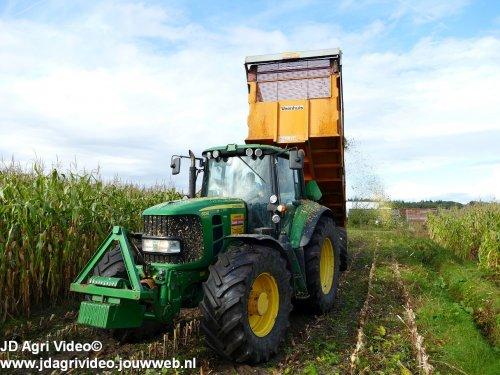 Foto van een John Deere 6930 Premium https://youtu.be/huQnjvg97gQ. Geplaatst door JohanNunspeetElspeet op 07-01-2020 om 17:36:22, op TractorFan.nl - de nummer 1 tractor foto website.