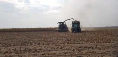 Foto van een John Deere Meerdere afgelopen zomer in oost Duitsland tijdens ons rondje. Geplaatst door bram power op 29-01-2020 om 19:15:31, op TractorFan.nl - de nummer 1 tractor foto website.