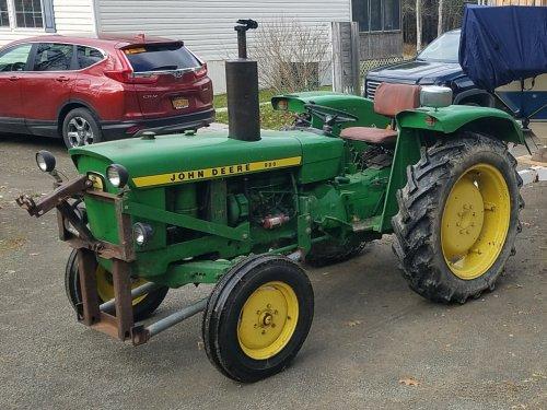 Foto van een John Deere 920. Geplaatst door Daned920  op 23-02-2020 om 04:05:49, op TractorFan.nl - de nummer 1 tractor foto website.