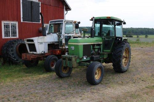 Foto van een John Deere 4230. Geplaatst door collin ihfan op 12-04-2020 om 18:38:45, op TractorFan.nl - de nummer 1 tractor foto website.