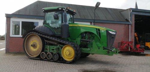 × actief met een John Deere 8360RT.. Geplaatst door Justin.JOHNDEERE op 30-09-2020 om 20:54:29, op TractorFan.nl - de nummer 1 tractor foto website.