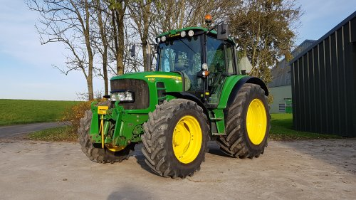 John Deere 6430 Premium van JD 6430 The Best