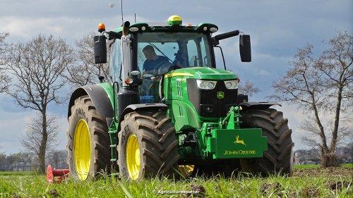 John Deere 6195R van Agriculturespotter