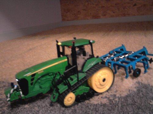 John Deere 8430 T van tracteur freak