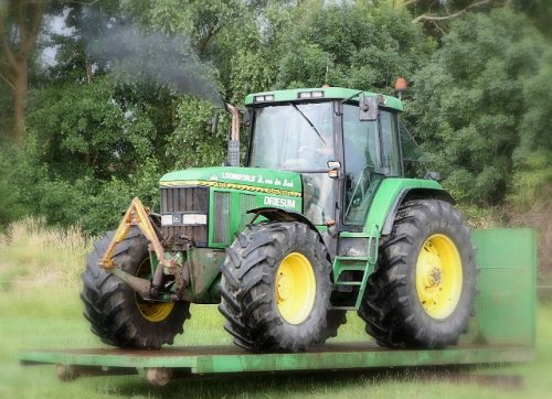 John Deere 7800 Deutschland Traktor Foto 432586