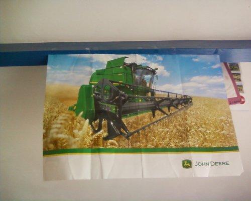 John Deere poster van johndeere1120man