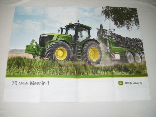 John Deere poster van JD6930