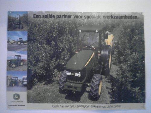 John Deere poster van henkieturbo
