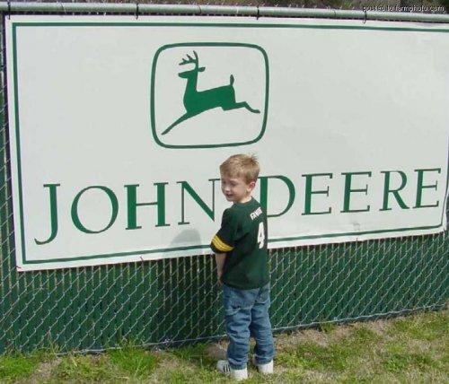 John Deere Humor van jdpower