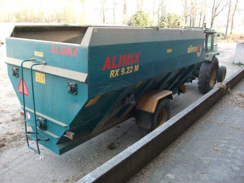 Alieco Alimix RX 9.22M van Fendeere