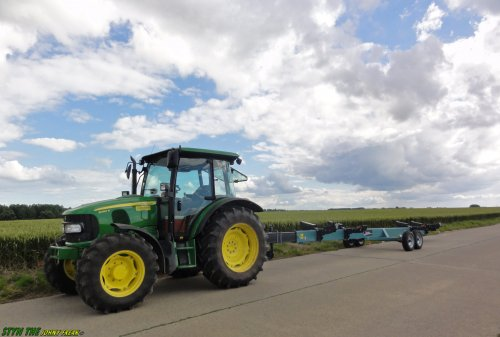 John Deere 5080R van StijnTheDeereDriver