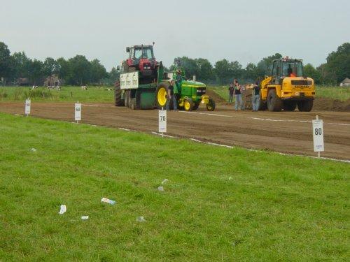 John Deere Tractorpulling van jurgenkrijt