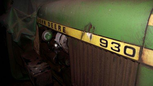 John Deere 930, foto van Deere6630