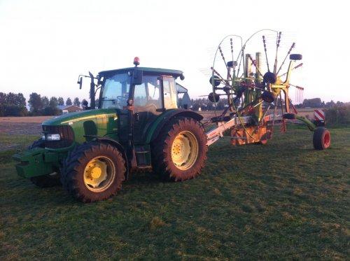 John Deere 5820 Tractor van MFfan Jordy