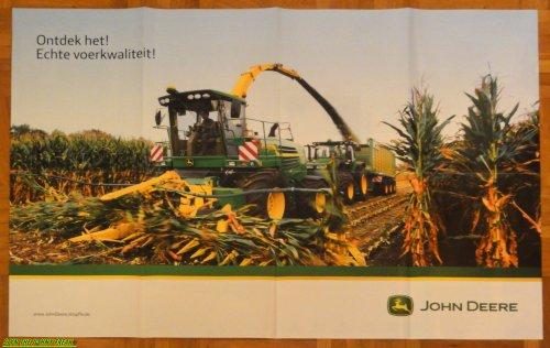 John Deere poster van StijnTheDeereDriver