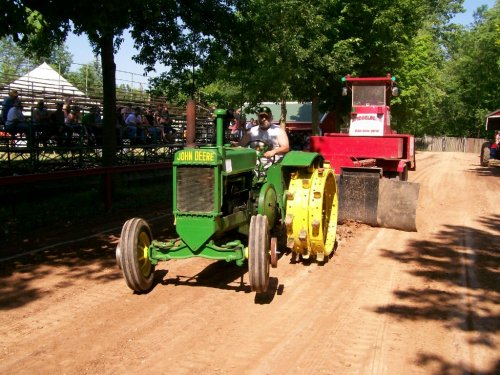 John Deere Tractorpulling van frans4455