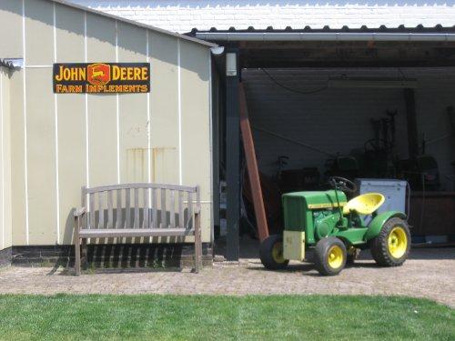 John Deere 110 van 6030Deurne