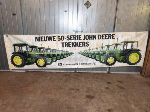 John Deere poster van allis man