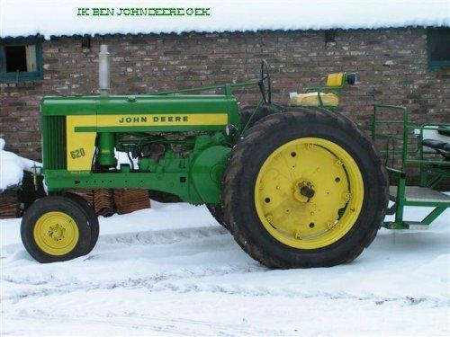 John Deere 620 van JohnDeereReezigt