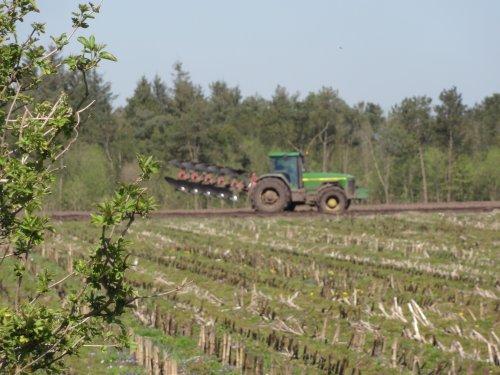 Foto van vakantie in Denemarken een tijdje terug.. Geplaatst door inter fan op 19-11-2015 om 16:30:32, op TractorFan.nl - de nummer 1 tractor foto website.