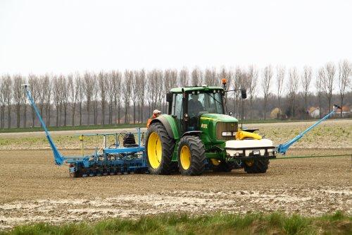 Foto van een John Deere 6920. Geplaatst door alfredo op 22-03-2016 om 13:22:54, op TractorFan.nl - de nummer 1 tractor foto website.