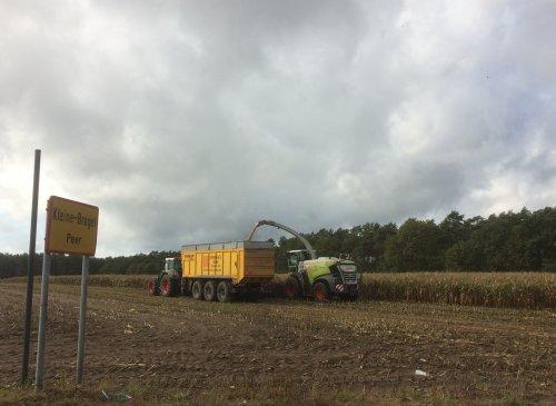 Foto van een Joskin Drakkar van Loonwerken Broekx.. Geplaatst door StijnTheDeereDriver op 25-10-2019 om 00:02:12, op TractorFan.nl - de nummer 1 tractor foto website.