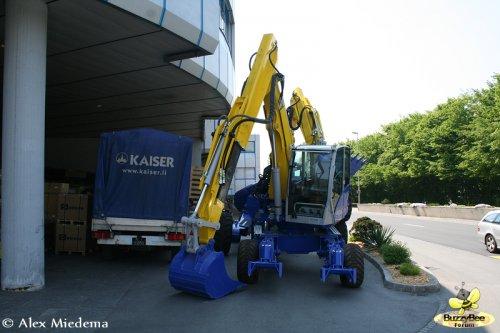 Kaiser S2 4x4 van Alex Miedema