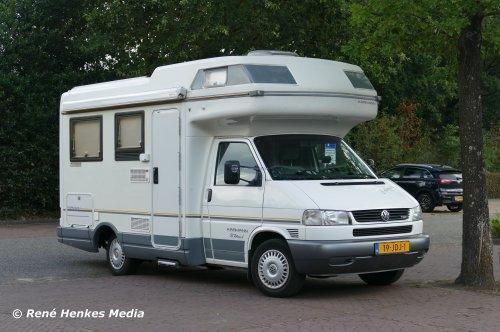 Karmann camper van René