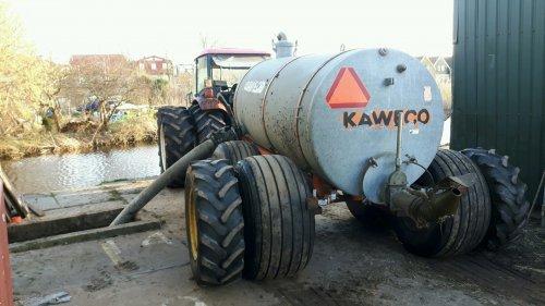 Kaweco mesttank van jippe