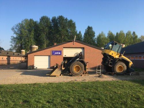 Aardig werkje gehad, knikpunt was uitgelopen en moest gekotterd.. Geplaatst door deutz dx 470 op 29-04-2019 om 21:12:12, op TractorFan.nl - de nummer 1 tractor foto website.