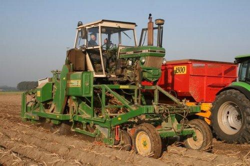 Krakei Aardappelrooier van Daanfordje
