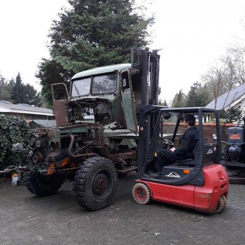 Foto van een Kramer U800, uit de oude doos. Geplaatst door Kramer U800 op 13-09-2018 om 20:25:13, op TractorFan.nl - de nummer 1 tractor foto website.