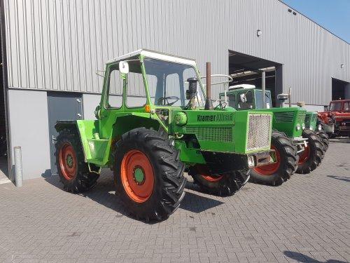 Foto van een Kramer 1014 (deutz groen verkocht via deutz netwerk ) bij Vdi auctions. Geplaatst door collin ihfan op 25-09-2020 om 20:58:47, met 10 reacties.