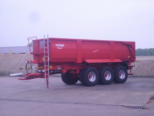 Krampe Big Body 800 van JD6930