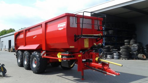 Krampe Big body 900 van JD6930