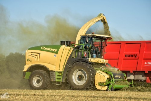 Krone Big X van jd7920