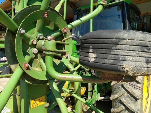 Foto van een Krone Schudder Wiel gezocht, zie topic: https://www.tractorfan.nl/topic/253587/. Geplaatst door walker1 op 30-05-2021 om 12:22:20, op TractorFan.nl - de nummer 1 tractor foto website.