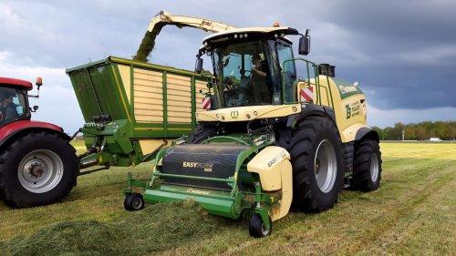 Krone Big X V8 van Agriculturespotter