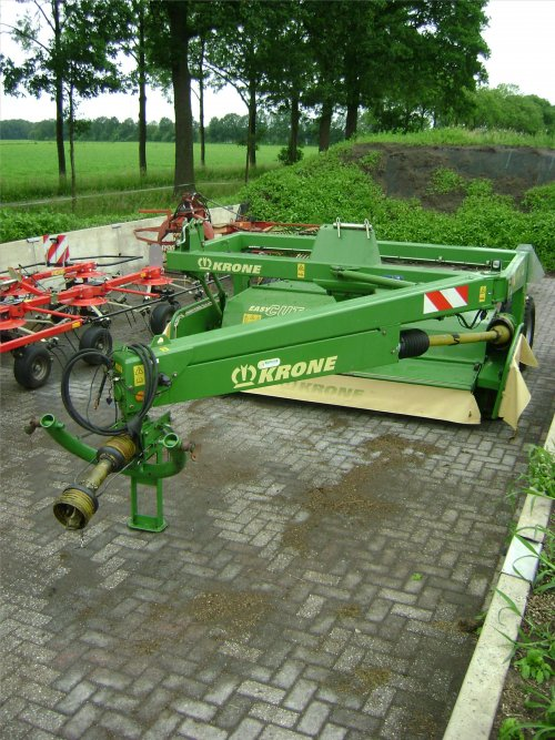 Krone Easy-Cut van MasseyPowersss