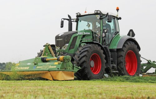 Krone zx 550 gd van TurboTurbo