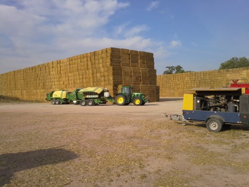 Krone Big Pack van deutzfancrissie