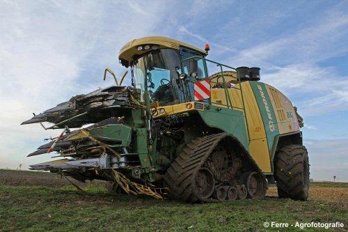 Krone Big X 850 van FerreV