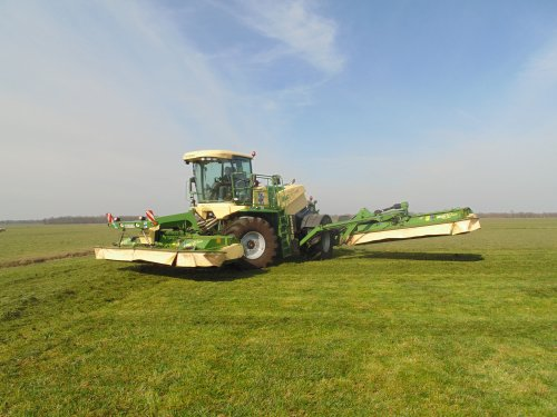 Krone Big M 500 van jd6100