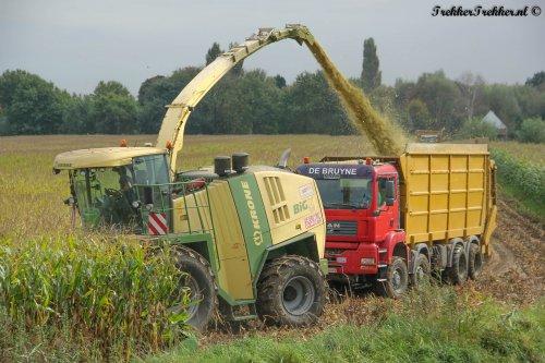 Krone Big X 850 van Boerenjongen16