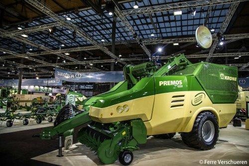Krone Premos 5000 van FerreV