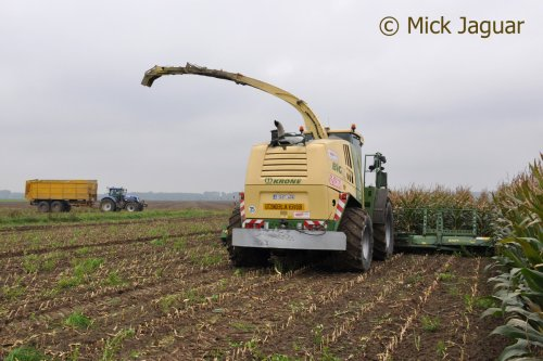 Krone Big X 850 van Mick Jaguar