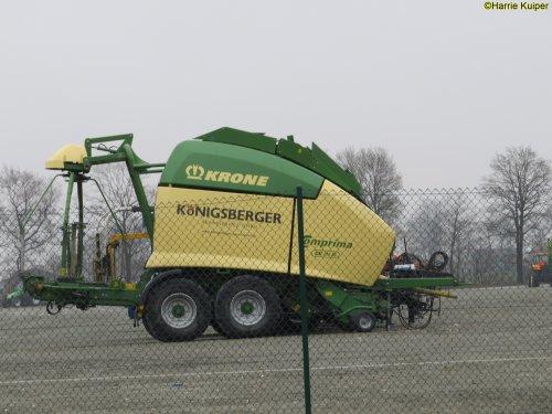 Krone Comprima CV 210 XC van oldtimergek