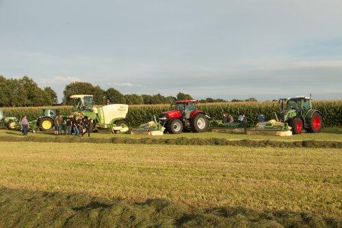Krone voederwinning demonstraties in Oosterwolde (Frl)  Meer foto's zijn te bekijken op: http://www.trekkerfotografie.nl